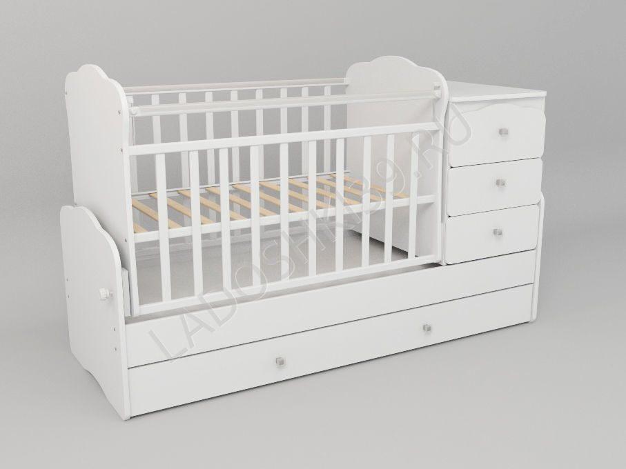 Кроватка-трасформер