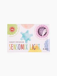 Набор игрушек Sensomix Light Happy Baby