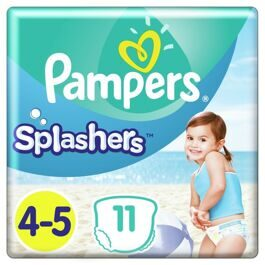 Трусики Pampers «Splashers» для плавания  (9-15 кг) 11 шт