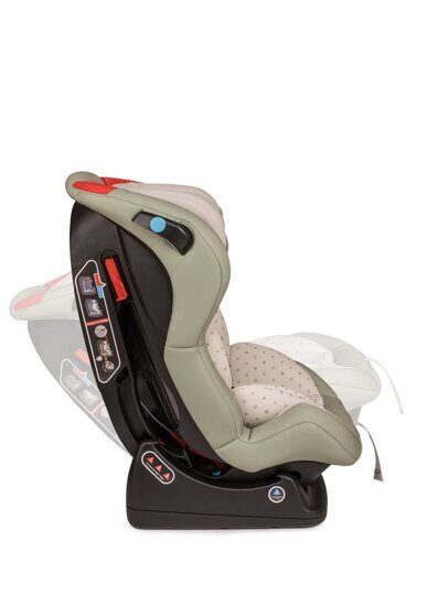 Автокресло Happy Baby PASSENGER V2 0-25 кг. Гр. 0/1/2 (Green)