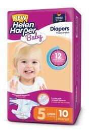 f88e3adf043d Подгузники Helen Harper Baby (11-18 кг) 10 шт.