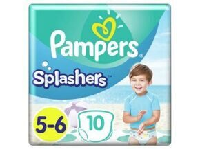 Трусики Pampers «Splashers» для плавания  (14+ кг) 10 шт