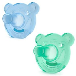 Пустышка Philips AVENT Soothie Shapes 3–18 мес. (2 шт)