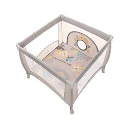 Игровой манеж Baby Design Play Up New (2020) beige