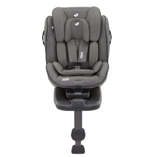 Автокресло Joie Stages ISOFIX I-SIZE Foggy Gray Гр. 0-1-2 (с рождения до 25 кг)