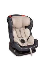 Автокресло Happy Baby PASSENGER V2 Graphite (0-25 кг), гр. 0+/1/2