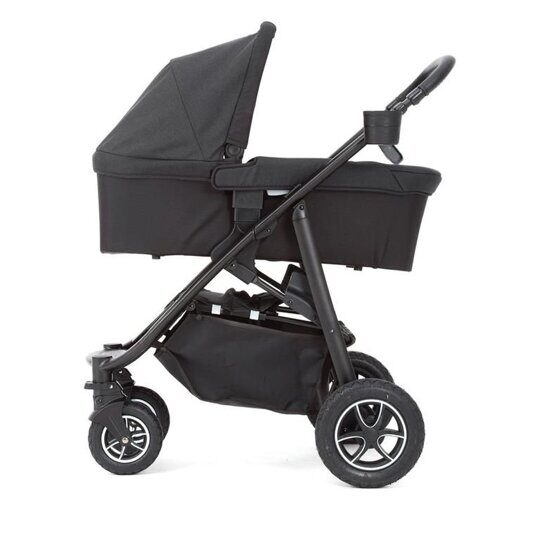 Люлька Joie Ramble Carry Cot Chromium