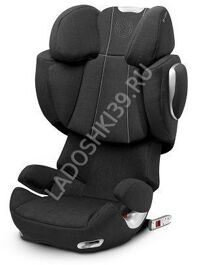 Автокресло CYBEX Solution Q-Fix Plus Гр 2/3, 15 - 36 кг, с 3 до 12 лет